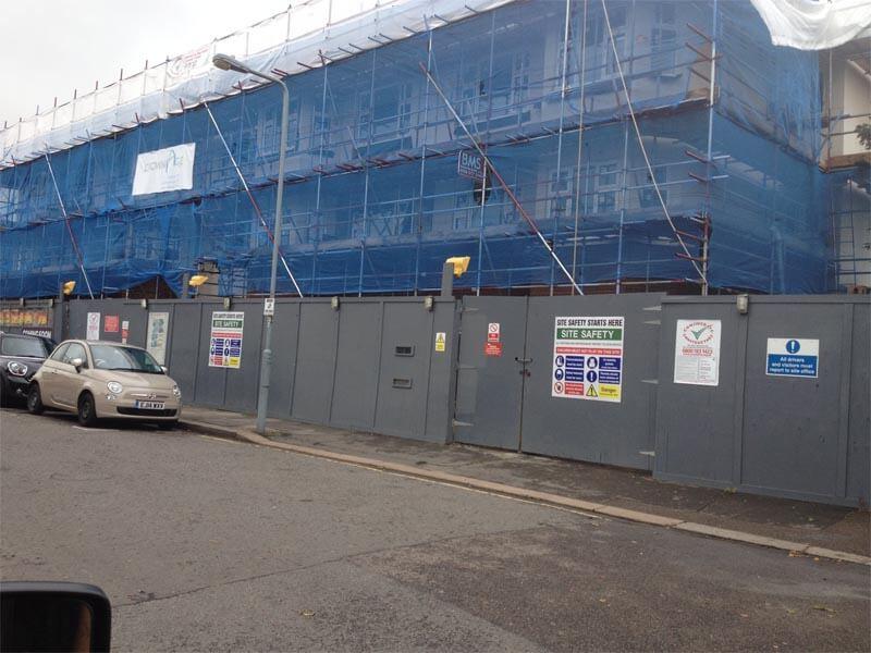 Re-Plumb, 14x Flats, Netley Road, Ilford