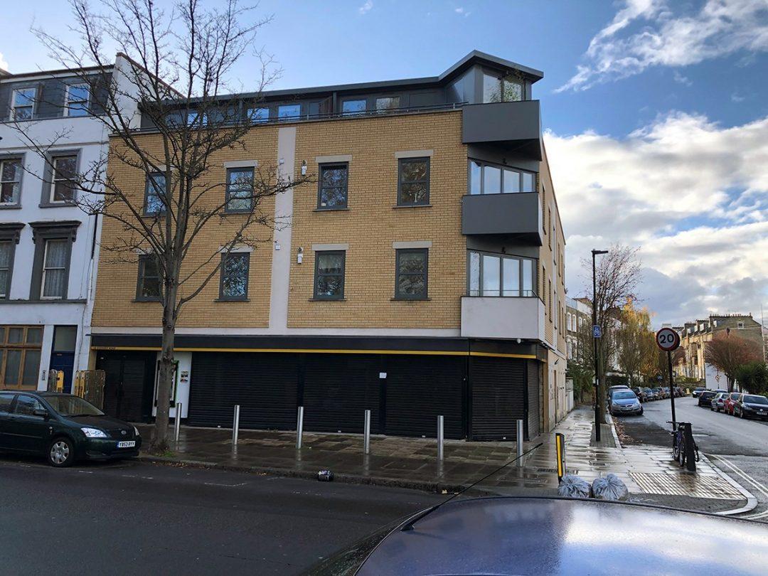 11x Flats & 1x House Re-Plumb, Hornsey Road, London