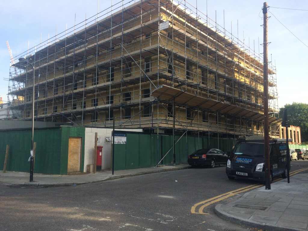 Complete Replumb, School & Synagogue, Stamford Hill