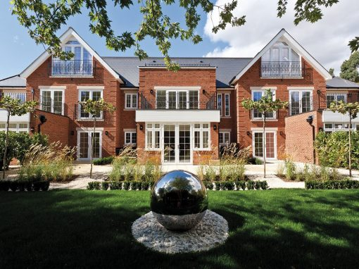 8x Luxury Flats, Uplands Park Rd, Enfield