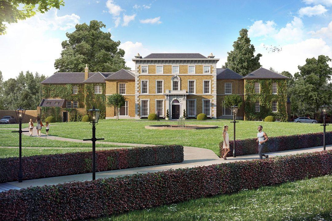 13x Flats, 12 x Houses, Full plumbing install, Sir Thomas Lipton Court, Southgate, London.